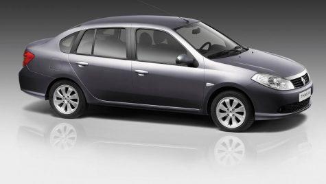 Test drive Renault Symbol