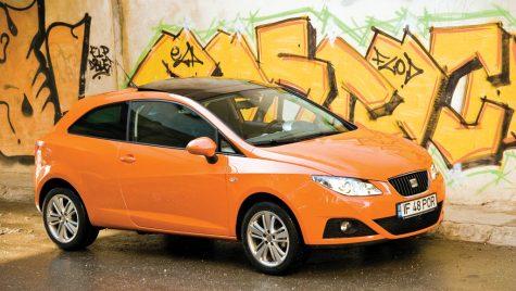 Test drive Seat Ibiza SC 1.4 i 85 CP