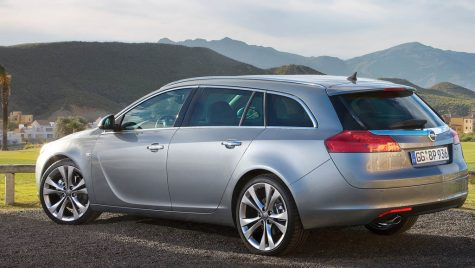 Test drive Opel Insignia Sports Tourer