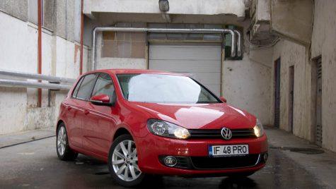 Test drive Volkswagen Golf VI 2.0 TDI 140 CP DSG