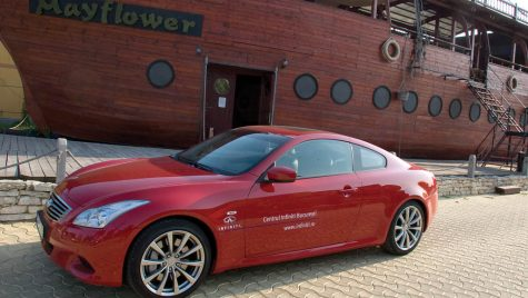 Test drive Infiniti G 37S Coupe 3.7 V6 320 CP – Coupe pur-sânge