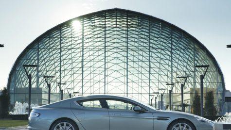 Aston Martin mână-n mână cu Maybach