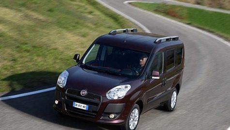 Noul Fiat Doblò Panorama
