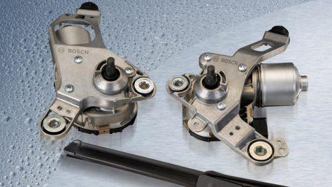 Acţionarea directă a ştergătoarelor de parbriz Bosch