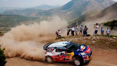 Încă o dublă pentru Citroën DS3 WRC