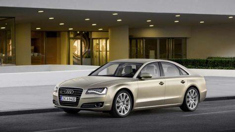 Noul Audi A8 în România