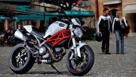 Nou showroom Ducati la Bacău