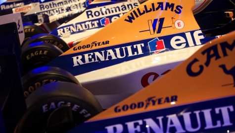 Lengendarul parteneriat dintre Williams și Renault revine în 2012