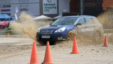 Subaru Urban Test