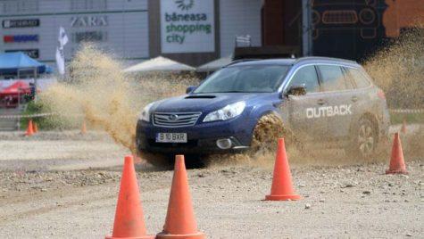 Subaru Urban Test