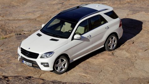 Au început vânzările pentru noul Mercedes-Benz Clasa M
