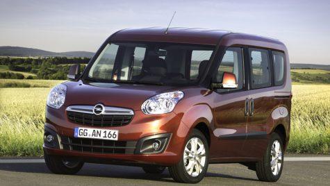 Cărăușul Opel Combo a ajuns la o nouă generație