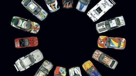 VIDEO: Colecţia BMW Art Car pe internet