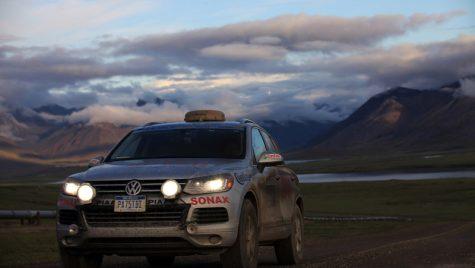Volkswagen Touareg TDI parcurge autostrada Pan-Americană în timp record