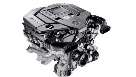 Un V8 care consumă cât un patru în linie grație AMG și Mercedes Benz