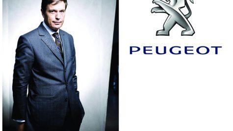 Interviu cu Vincent Rambaut – director general Peugeot