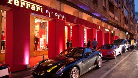 Clubul Posesorilor de Ferrari din România își stabilește o locație și în București