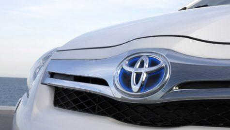 "Toyota este cel mai ""verde"" brand"