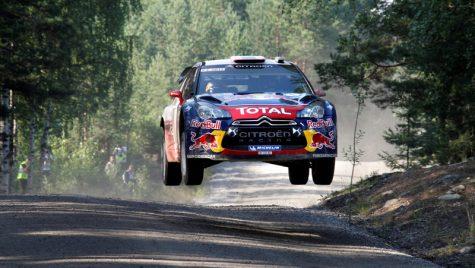 Loeb triumfă a doua oară în Finlanda