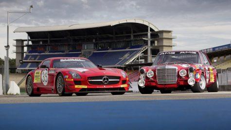 Mercedes-Benz – punte peste ani
