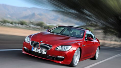 BMW Seria 6 Coupe a venit în România