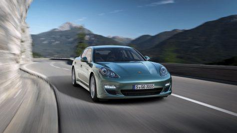 Porsche Panamera Diesel: autonomie de peste 1.200 km, preț de la 71.812 euro fără TVA
