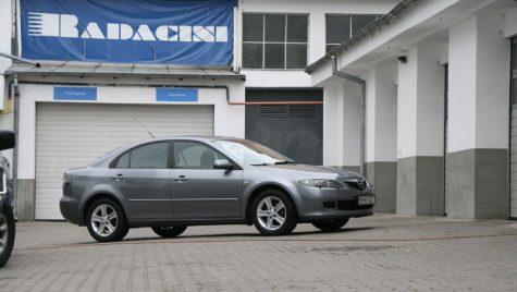 Proba second-hand: Mazda 6