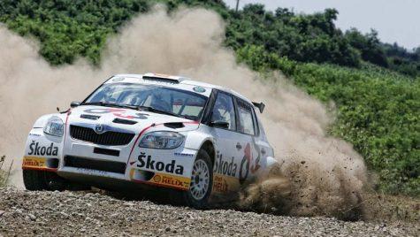 Škoda Fabia S2000 în România