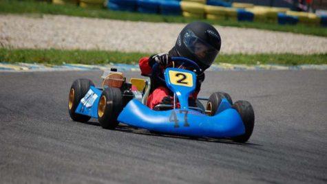 F.R.A.S. recucerește karting-ul