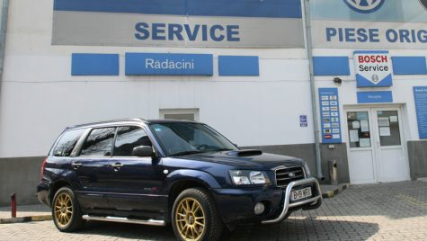 Proba second hand: Subaru Forester