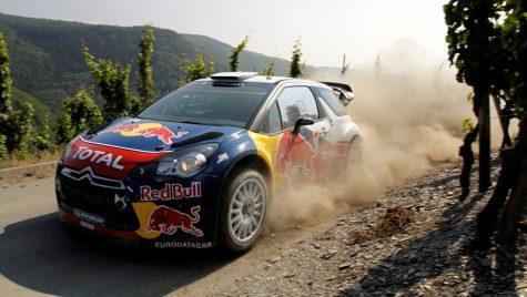 Prima provocare pe asfalt pentru Citroen DS3 WRC