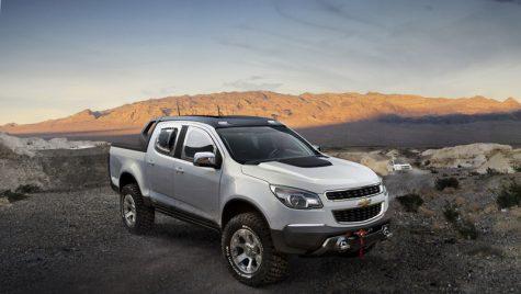 Chevrolet Colorado Rally va fi expus la Salonul Auto de la Frankfurt
