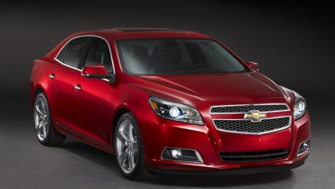 Noul Chevrolet Malibu debutează oficial în Europa la Salonul Auto de la Frankfurt