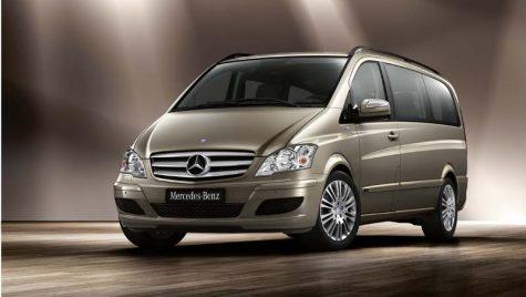Mercedes-Benz Viano și Vito