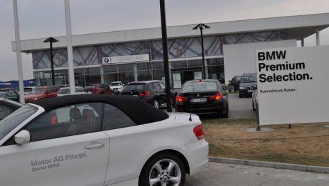 Cinci centre BMW Premium Selection inaugurate în 3 România