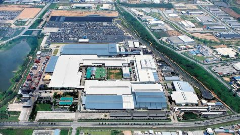 Mazda investește 350 de milioane $