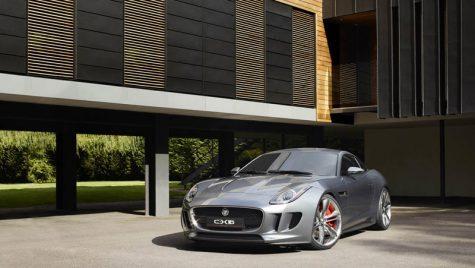 VIDEO: Jaguar a dezvăluit conceptul C-X16