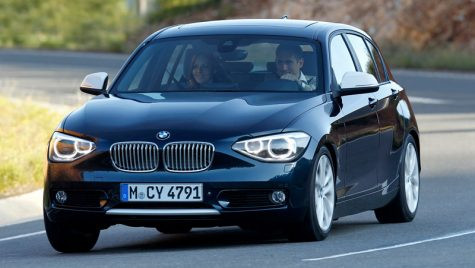 Debut pentru BMW Seria 1 în România