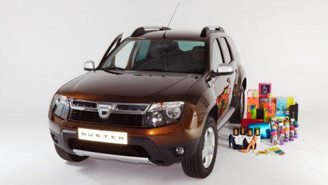 200.000 de Duster produse la uzina Dacia