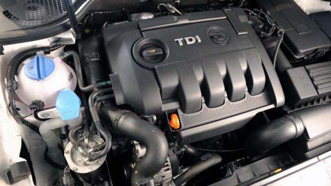 Motor nou pentru Skoda Superb
