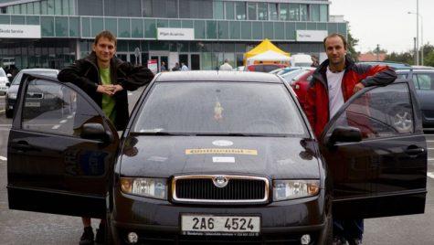 ŠKODA Economy Run: Fabia câştigătoare consumă doar 2,78 litri pentru 100 km