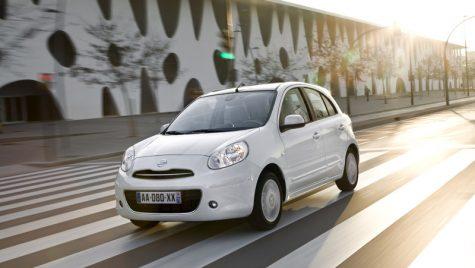 Noul Nissan Micra este disponibil în România