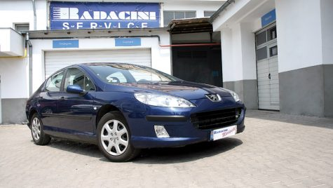 Proba second-hand: Peugeot 407