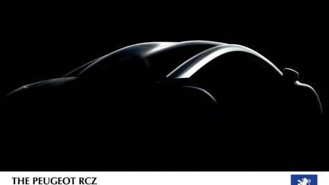 Peugeot RCZ vine la Eurial Invest