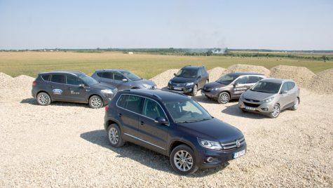 Test comparativ cu noul Volkswagen Tiguan în următorul număr AutoExpert