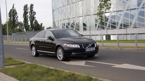 Reportaj: Cu Volvo S80 pe cel mai periculos drum din România