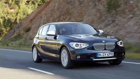 Test cu noul BMW Seria 1 în următorul număr AutoExpert
