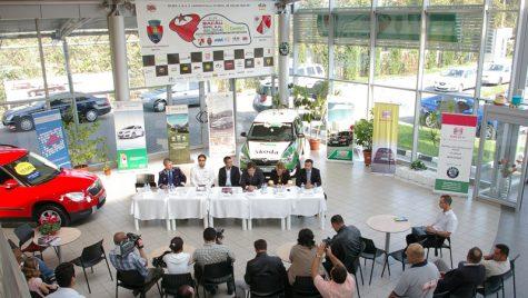 Bacăul găzduiește finala Campionatului Național de Raliuri Dunlop 2011!