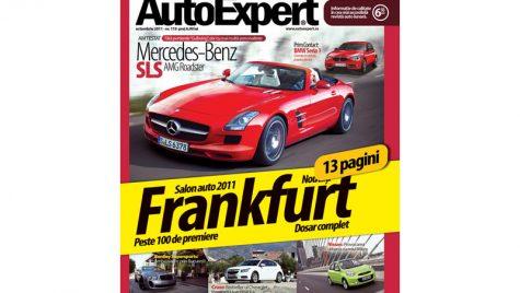 A apărut numărul 119 al revistei AutoExpert
