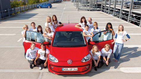 Cel mai mic Volkswagen nu este atât de mic
